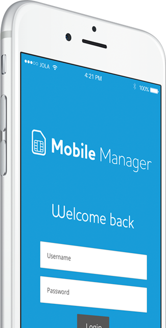 Jola Mobile Manager