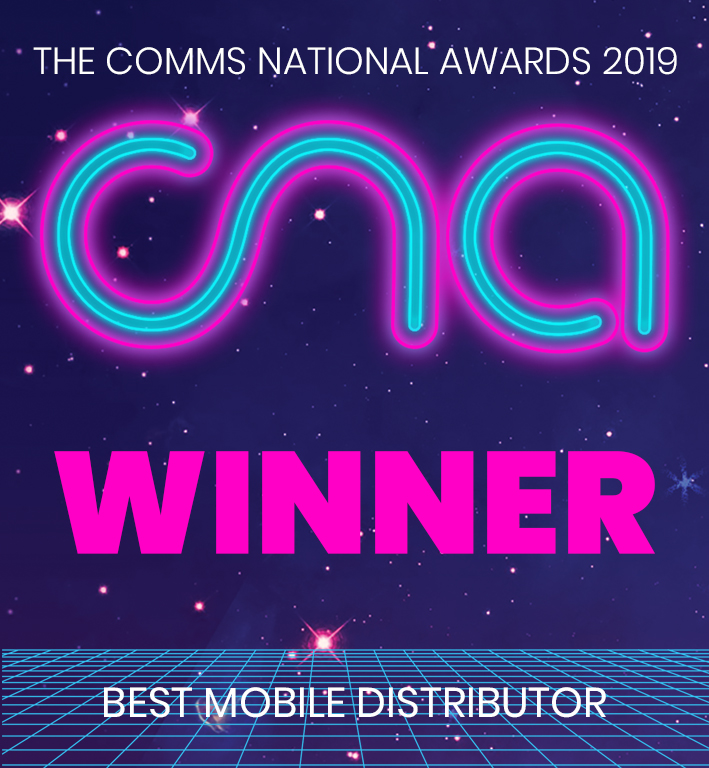 CNA 2019 Winner Best Mobile Distributor