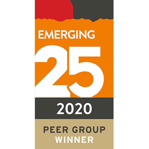 MegaBuyte Emerging 25 Peer Group Winner