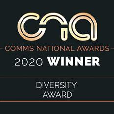 CNA Diversity Award 2020