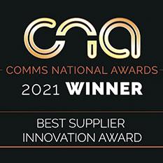 CNA Best Supplier Innovation